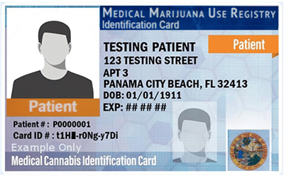 PA Med Marijuana Card