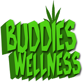 Buddies Wellness Daze-Off Logo