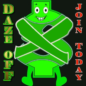 Join The Daze-Off Discounts Club Today